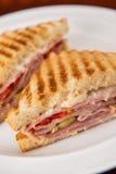 Ham Sandwich Arkivbilder