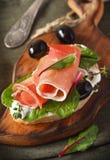 Ham sandwich. Stock Image