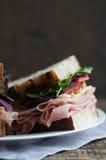 Ham Sandwich Stock Images