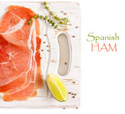 Ham. Royalty Free Stock Photos