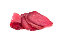 Ham slices Royalty Free Stock Photography