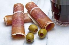 Ham of Spain Royalty Free Stock Image