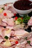 Ham Spread stock photo