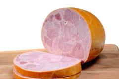 Ham-style sausage Royalty Free Stock Image