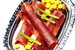 Ham of Switzerland Royalty Free Stock Photos