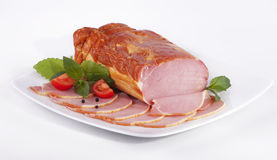 Ham royalty free stock photos