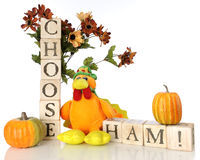 Ham for Thanksgiving? Royalty Free Stock Photos