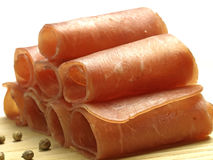 Ham of turkey Royalty Free Stock Images