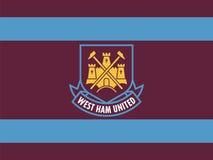 Ham United del oeste libre illustration