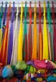 Hamacas mexicanas Fotos de archivo libres de regalías