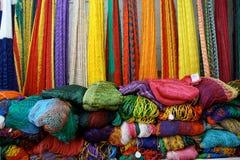 Hamacas mexicanas Imágenes de archivo libres de regalías