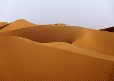 Hamada du Draa, Marokko-Wüste Stockfotos