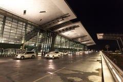 Hamada lotnisko międzynarodowe w Doha Zdjęcie Royalty Free