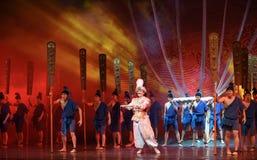"Hamadi Thanksgiving -Dance drama ""The Dream of Maritime Silk Road"" Stock Photography"