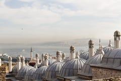Hamam a Costantinopoli fotografia stock libera da diritti