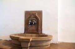 Hamam nel palazzo di Queen Mary Fotografie Stock Libere da Diritti