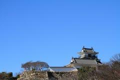 Hamamatsu castle in Hamamatsu, Shizuoka Royalty Free Stock Images