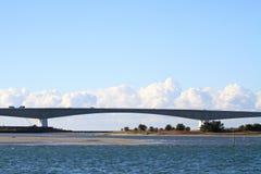 Hamana bridge and Hamanako lake in Hamamatsu, Shizuoka Stock Image