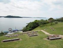 hamanako de Hamana de lac de ‡ de ¹ d'à images libres de droits