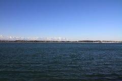 Hamanako lake in Hamamatsu, Shizuoka Stock Photography