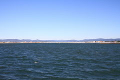 Hamanako lake in Hamamatsu, Shizuoka Royalty Free Stock Photos
