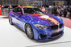 2015 Hamann BMW M4. Presented on the 85th International Geneva Motor Show Stock Images