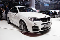 Hamann BMW X4 Fotografering för Bildbyråer