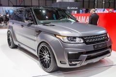 2015 Hamann Range Rover sport Obraz Royalty Free