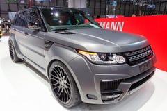 Hamann Range Rover sporta 4x4 samochód Obrazy Royalty Free