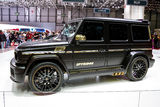 Hamann Spyridon Mercedes G65 AMG Royalty Free Stock Images