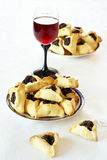 Hamantaschen Stock Photos