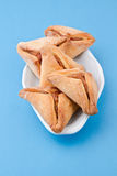 Hamantaschen cookies for Jewish festival of Purim Stock Image
