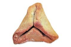 hamantashen judisk bakelsepurim Royaltyfria Bilder