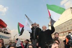 Hamas Leader Ismail Haniyeh Royalty Free Stock Photos