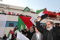 Hamas Leader Ismail Haniyeh Royalty Free Stock Image