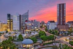 Hamatsu, Japan Skyline Stock Photo