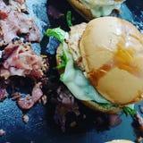 Hambúrguer imagenes de archivo