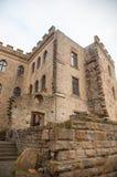 Hambach城堡  库存照片