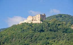 Hambach Castle,german Wine Route,Germany Royalty Free Stock Photography