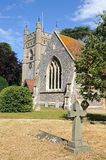 Hambledon Church. Royalty Free Stock Photo