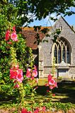 Hambledon church. Stock Photography