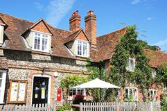 Hambledon village shop. Royalty Free Stock Photo