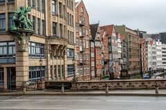 hambourg Images stock