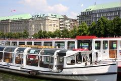 Hambourg, Allemagne Photo libre de droits