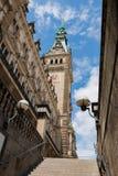 Hambourg, Allemagne Image libre de droits