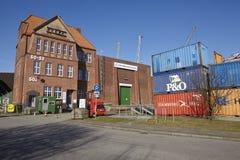 Hambourg (Allemagne) - hébergez le musée Image stock