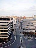 Hambourg au printemps Photo libre de droits