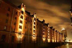 Hamburg Stockfotografie