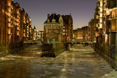 Hamburg Stock Photo