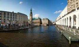 Hamburg Lizenzfreies Stockbild